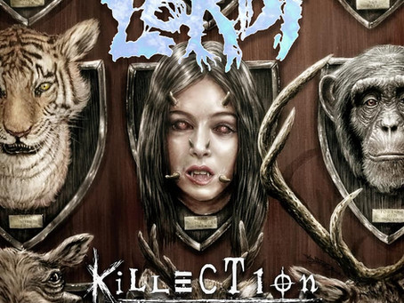 "NEW ALBUM: ""KILLECTION"""