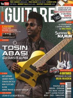 Guitare Xtreme Magazine (France) #94