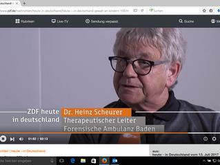 Dr. Heinz Scheurer im Interview