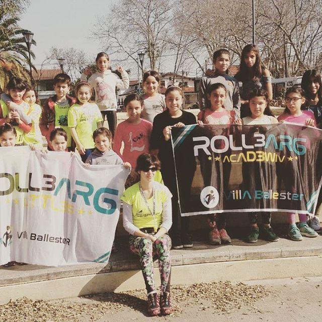 Tarde de hielo #RolleArg #patin #Winter #hielo #roller #domingo #patinaje #peques #pista #rollearg #