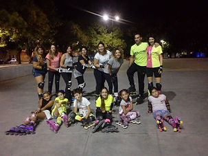 Clases de rollers, rollearg