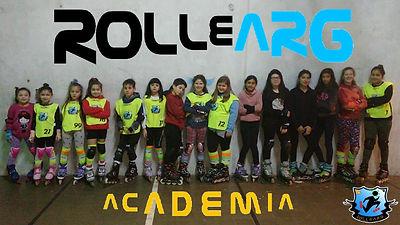 Clases de rollers, grupo infantil, rollearg
