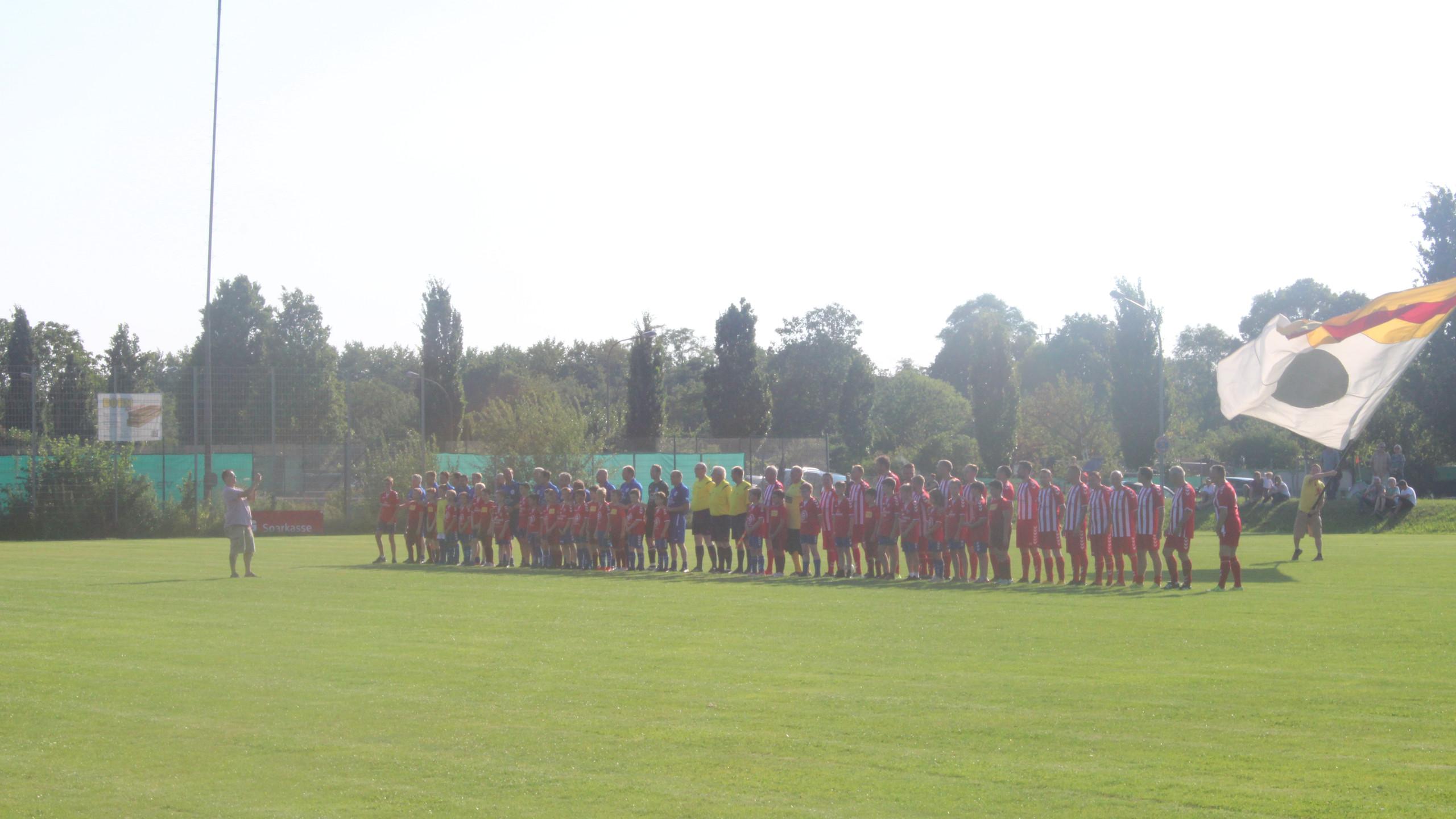 Die Mannschaften