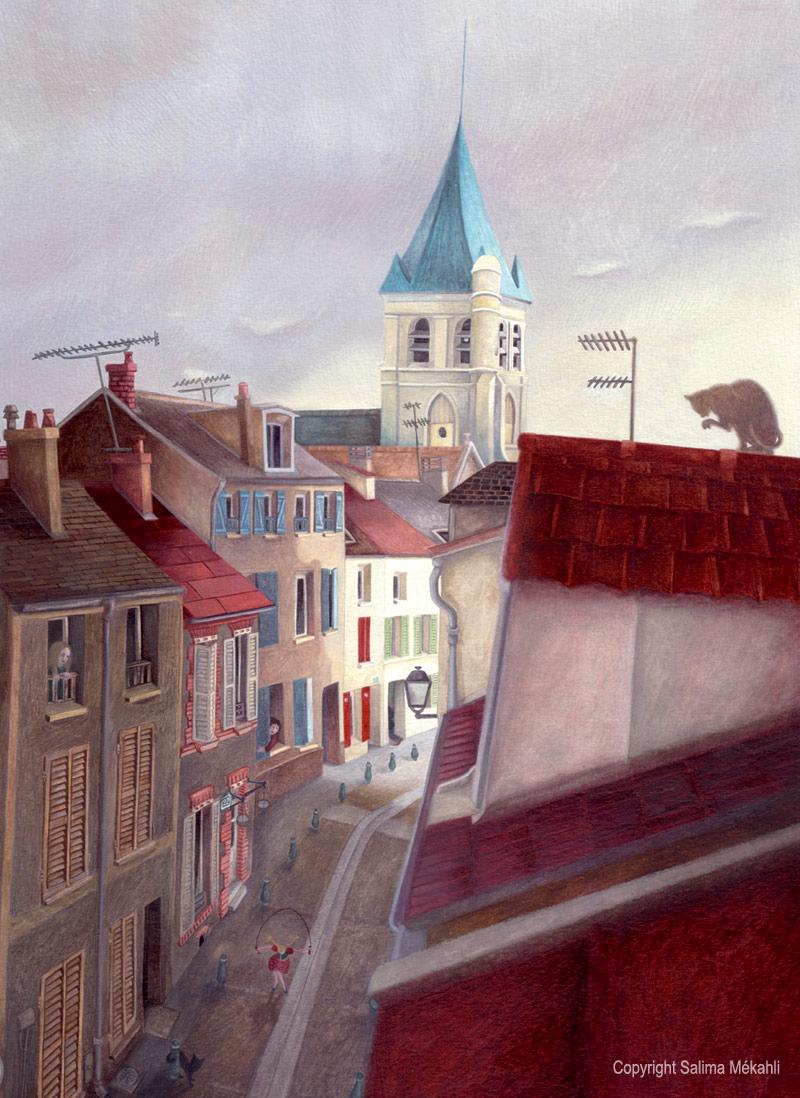 Rue d'Andresy