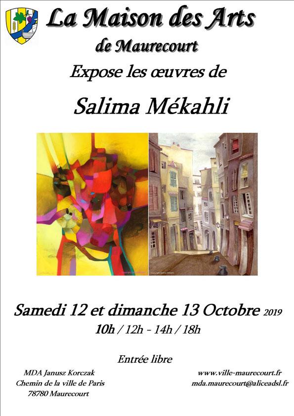 Exposition du 12 et 13 octobre 2019