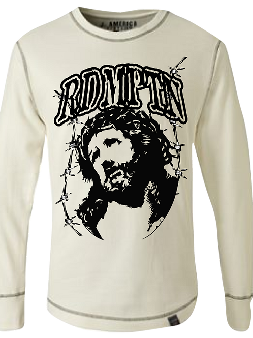 Jesus Piece Thermal Longsleeve