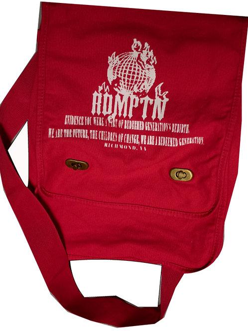 RDMPTN Burning World Shoulder Bag