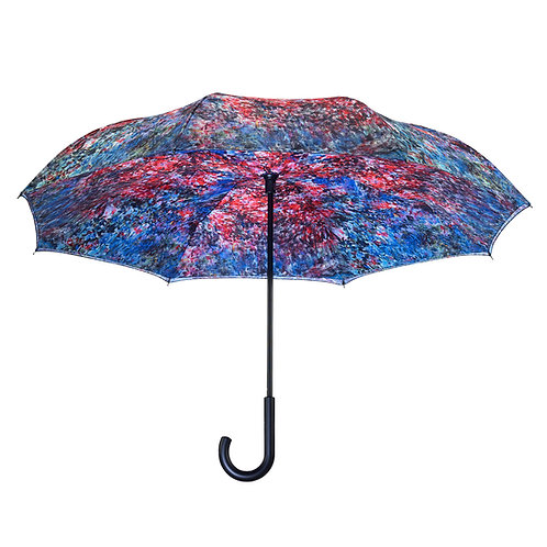 Monet's House at Giverny Under The Roses RC Stick Umbrella