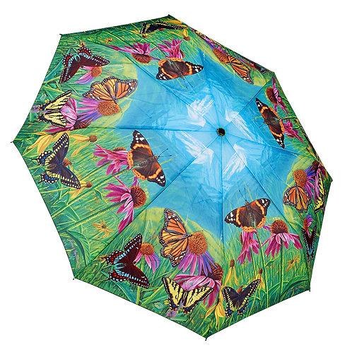 Butterfly Mountain - Folding