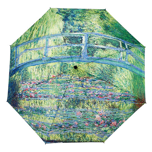 Monet Japanese Bridge - Folding
