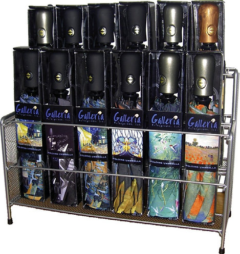 Counter Top Display Rack 12 PC
