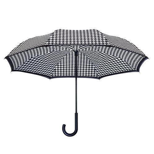 Houndstooth RC Stick Umbrella