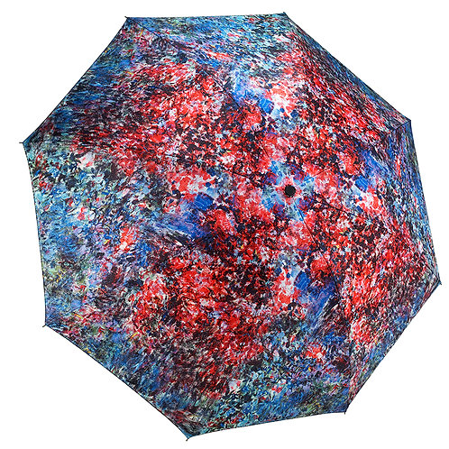 Monet's House at Giverny Under The Roses RC Folding Umbrella