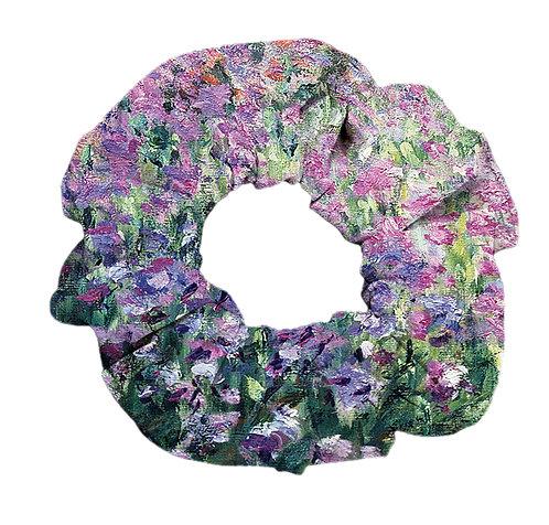 Monets Garden Scrungee