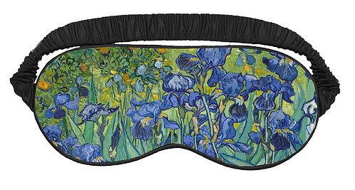 Van Gogh Irises Sleeping Mask