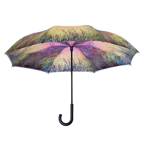 Waterlilies at Sunset Stick RC Umbrella