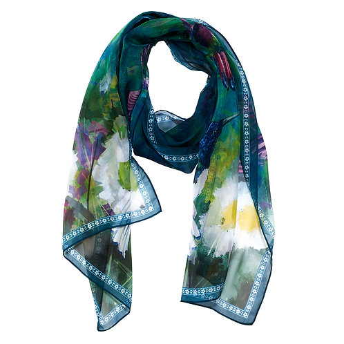 Humming Birds Scarf