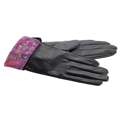 Garden Symphony Leather Gloves