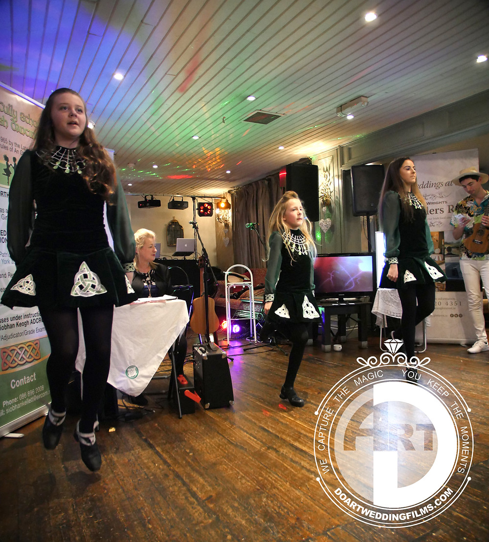 Irish Dance for Events