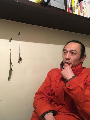 岩渕貞太ソロダンス「missing link」岡山公演