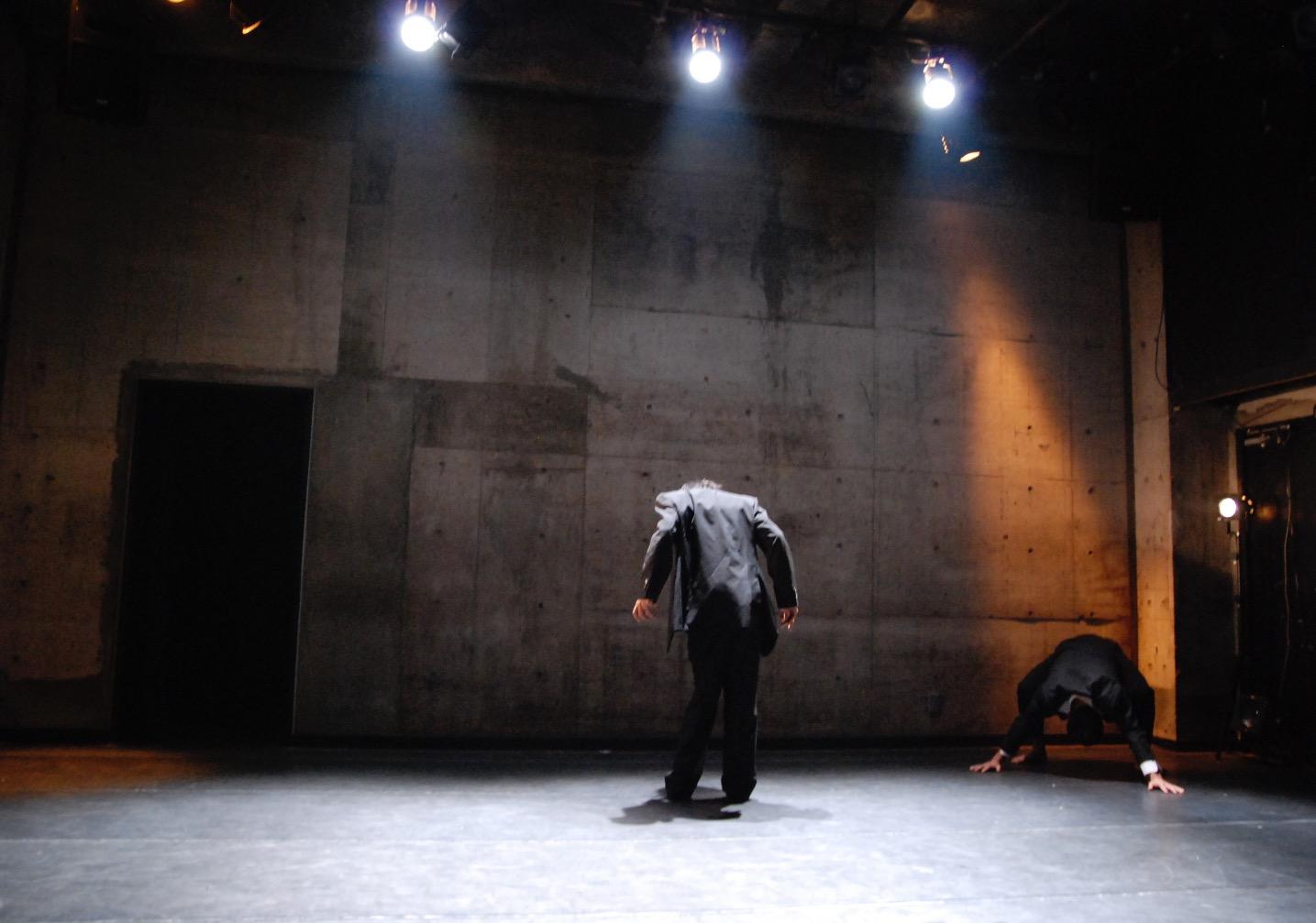 2008年「部屋のある穴〜Life in hole〜」