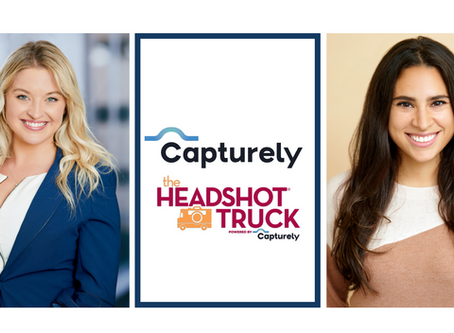 Capturely & The Headshot Truck Merge to Deliver the Ultimate Headshot Experience