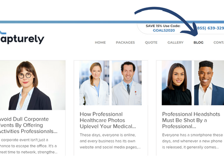 How to Utilize Photography on Your Company Website