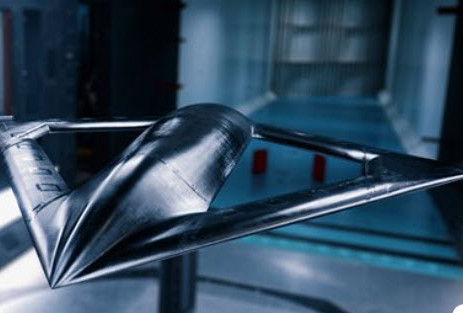 Le Pentagone développe un avion sans ailerons ni gouvernail