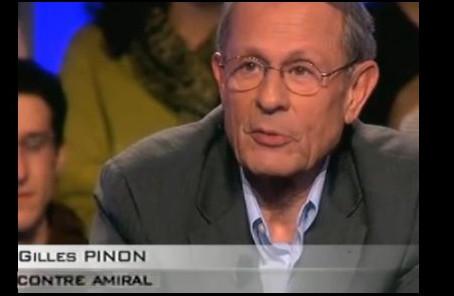 G. Pinon : lettre ouverte au président