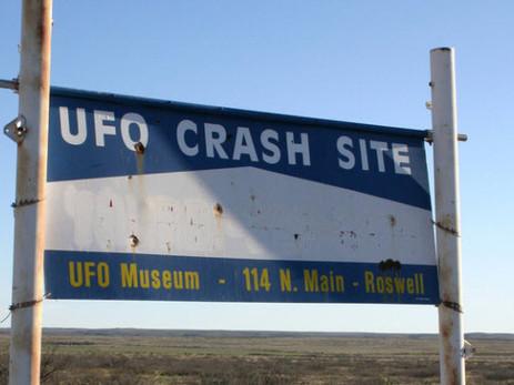 OVNI : L'affaire Roswell - complot ou vrai crash?