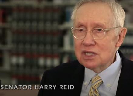 Harry Reid confirme que le gouvernement fédéral a couvert les ovnis pendant des années