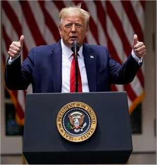 Trump peut-il secouer l'élection en révélant ENFIN ce que le Pentagone sait?