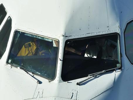 La FAA : rencontre d'un avion de ligne avec un objet non identifié au Nouveau-Mexique