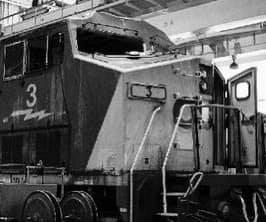 Collision de train (Kentucky) avec disque OVNI, 2002