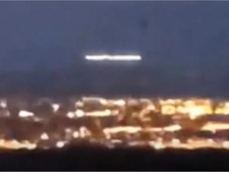 Un OVNI géant repéré dans l'Idaho ?