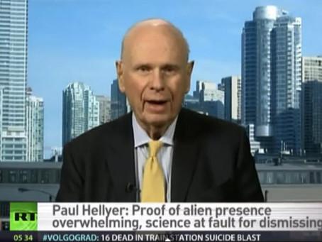 un ancien ministre de la Défense du Canada croit vraiment aux extraterrestres