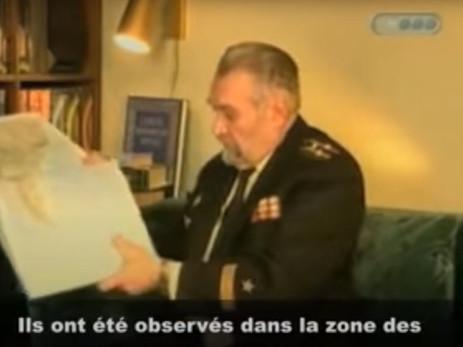 """3ème Reich : """"Opération OVNI""""  Russia Channel"""