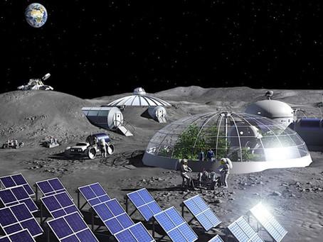 Base lunaire :  transformer la roche en oxygène et matériaux de constructioN