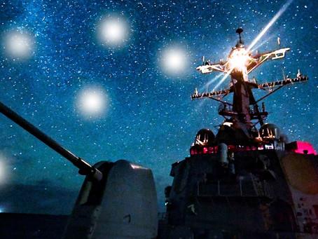 """Plusieurs destroyers ont été envahis par de mystérieux """"drones"""""""