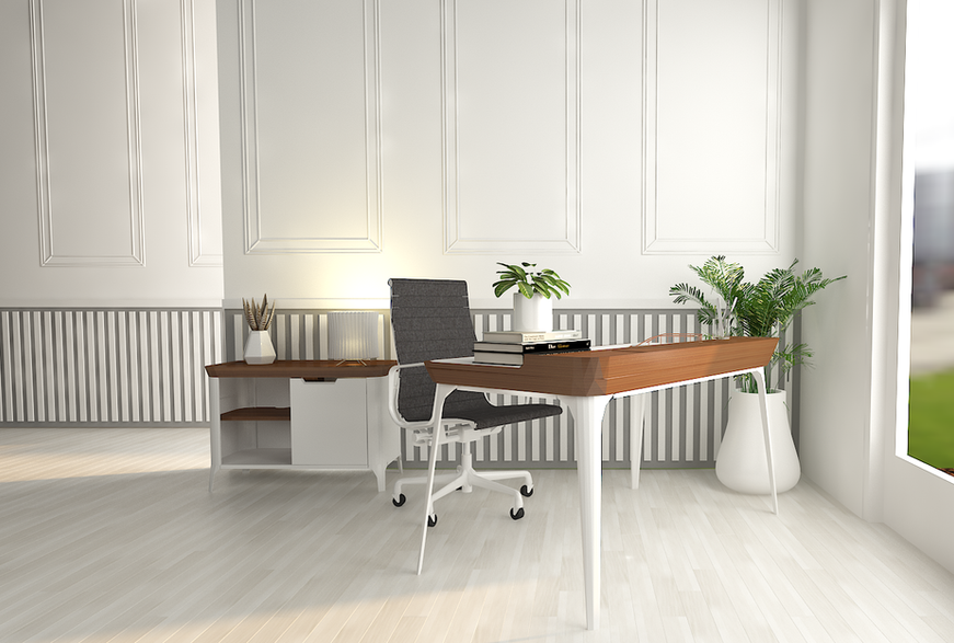 Aria home office