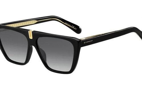 Givenchy GV 7109/S -gloss black/gold