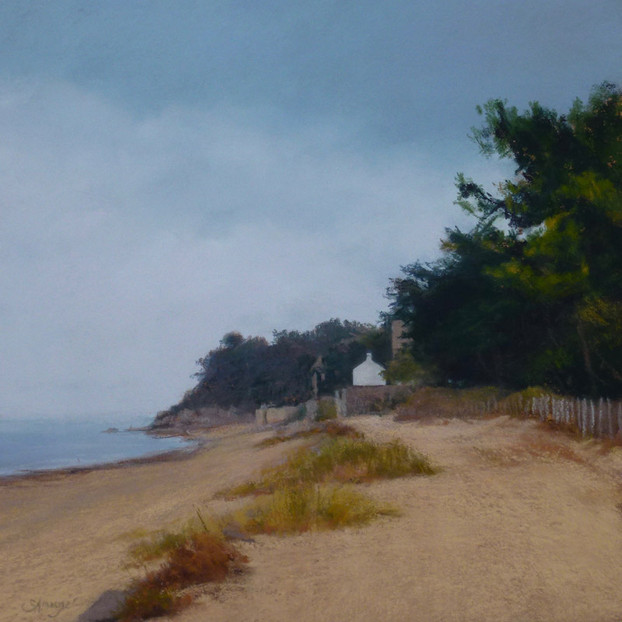 The Rain is coming to Noirmoutier