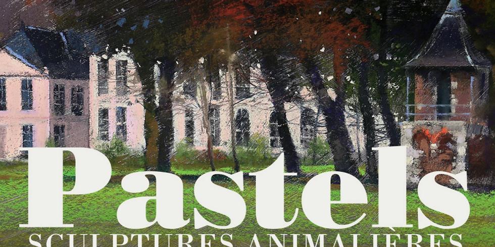 L'Art du Pastel Abbaye du Valasse 2021