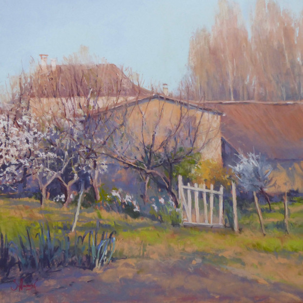 Orchard in Donneville