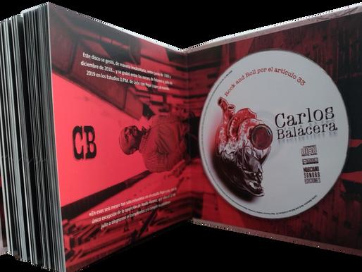 """""""Rock and Roll por el artículo 33"""" de Carlos Balacera"""