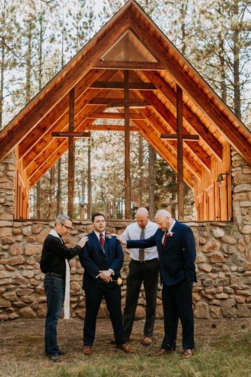 Eagle Nest, NM Wedding