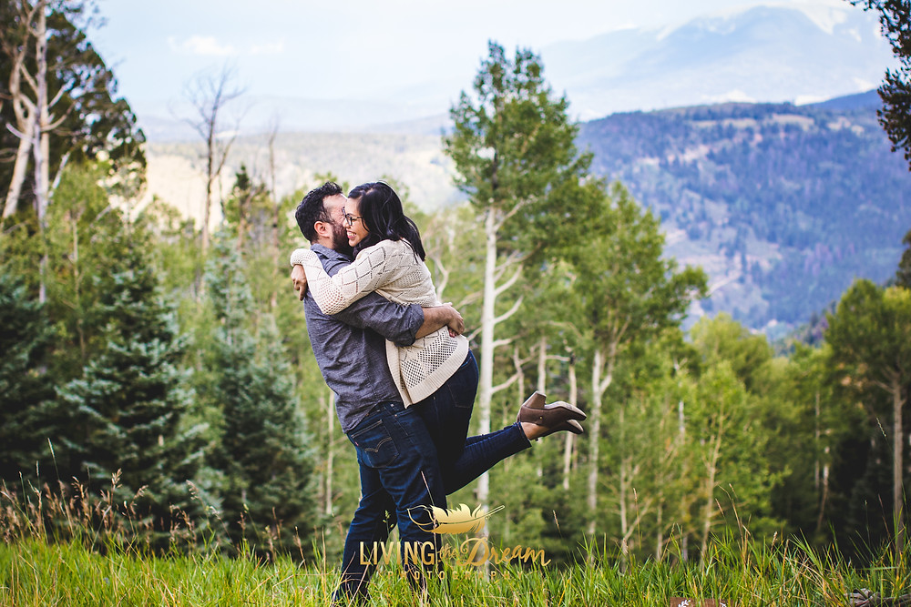 Red River, NM Engagement Session