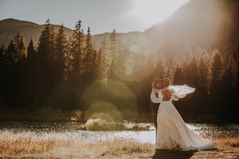 Red River, NM Wedding
