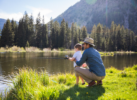All of My Father's Stories are True: A Tale of Fatherhood, Fishing, and Finding the Why