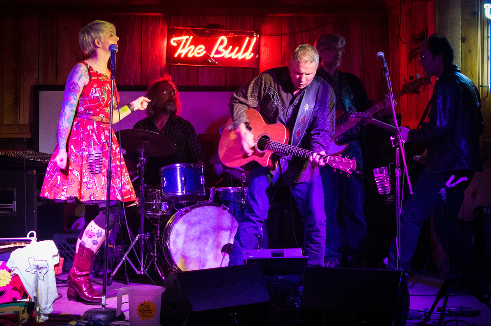 BULL O' THE WOODS SALOON RED RIVER NM